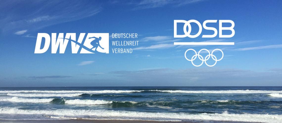Der DWV ist Mitglied im DOSB